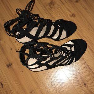 Charlotte Russe Shoes - NWOT heels